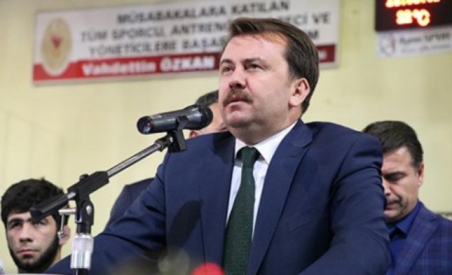 Başkan Erkoç: Cumhurbaşkanımız Asrın Adamıdır