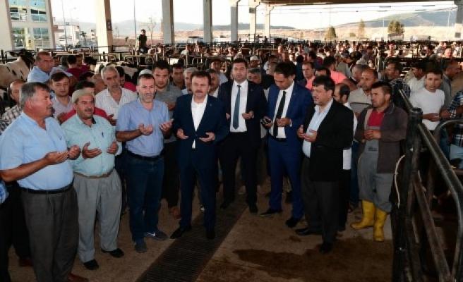 Başkan Erkoç: Hayvancılık OSB'si Kuruyoruz