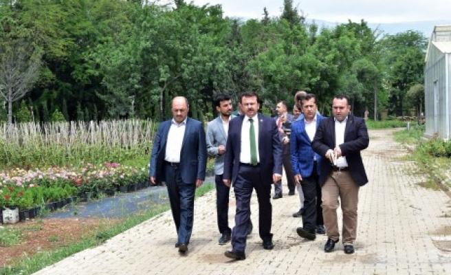 Başkan Erkoç: Hizmetlerimize Devam Ediyoruz