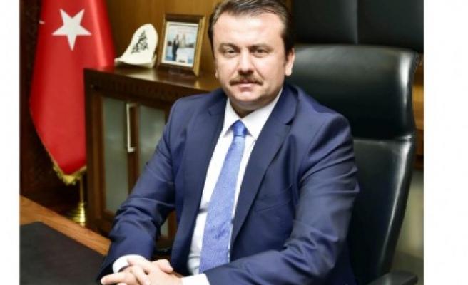 Başkan Erkoç: Ramazan Bayramının Dünyaya Huzur ve Mutluluk Getirmesini Diliyorum