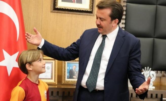 Başkan Erkoç: Sporu Alışkanlık Haline Getirmek İstiyoruz