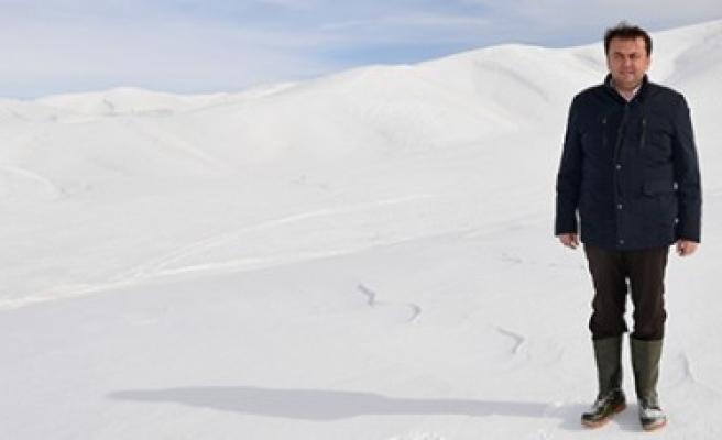 Başkan Erkoç, Yedikuyular'da İncelemelerde Bulundu