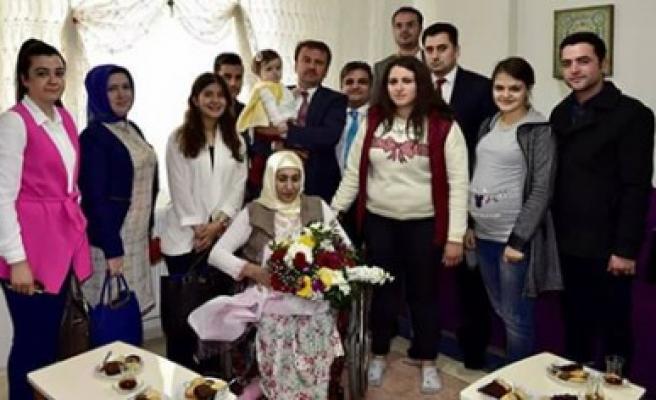 Başkan Erkoç'tan Anlamlı Ziyaret
