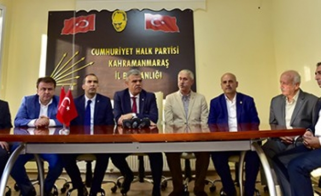 Başkan Erkoç'tan Siyasi Partilere Bayram Ziyareti