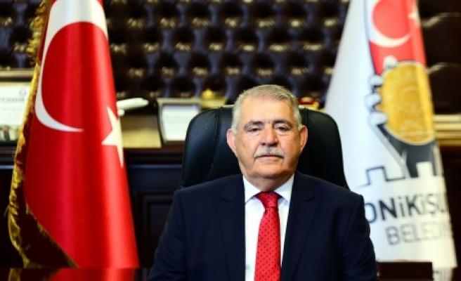 Başkan Mahçiçek; Kahramanmaraş İstiklal'in Başkenti