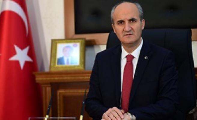 Başkan Okay, Ankara Kızılay Terör Saldırısını Kınadı