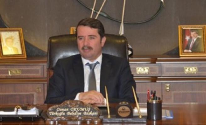 Başkan Okumuş'tan Ramazan Bayramı Mesajı