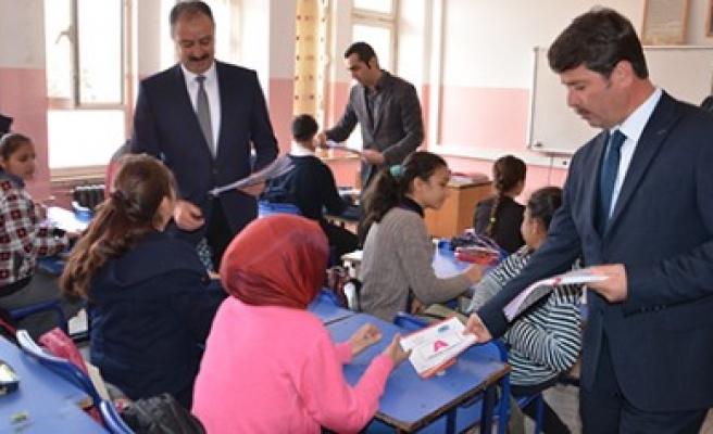 Başkan Okumuş'tan TEOG Öğrencilerine Tam Destek