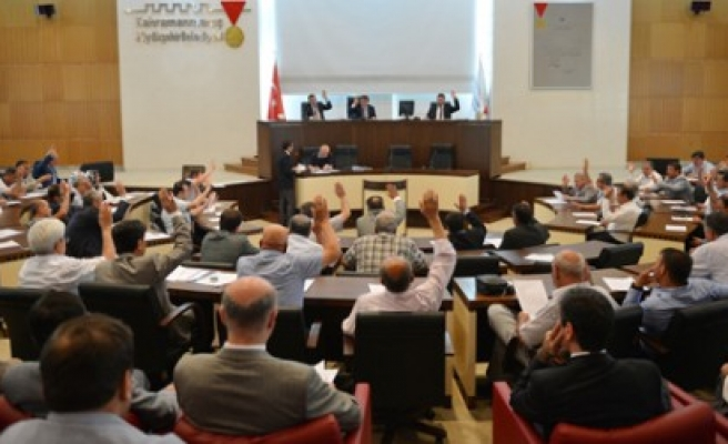 Belediye Meclisi Dün Toplandı