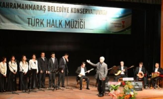 Beraber ve Solo Türküler Konseri