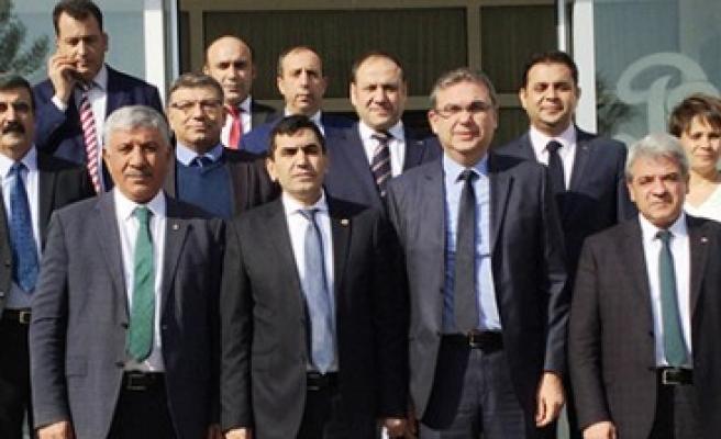 Bölgesel Kalkınmada Güçbirliği Platformu Osmaniye'de Buluştu