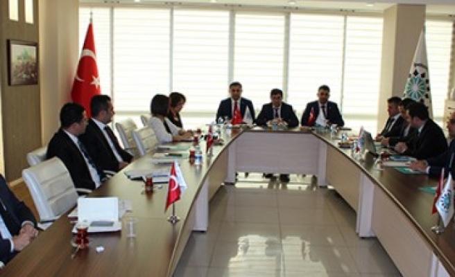 Bölgesel Kalkınmada Güçbirliği Platformu Toplantısı Gaziantep'te Gerçekleştirildi