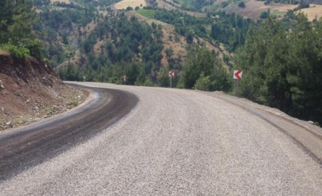 Büyükşehir Çakıroğlu Yolunda