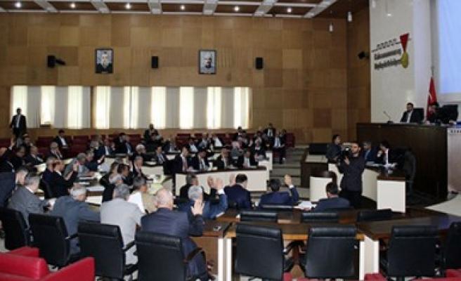 Büyükşehir Meclisi Dün Toplandı