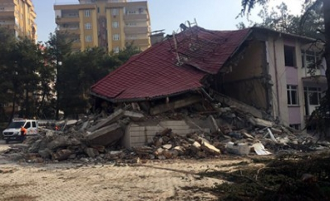 Büyükşehir'den AFAD'a Deprem Evi