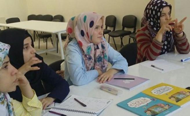 Büyükşehir'den İşaret Dili İle Kur'an Eğitim
