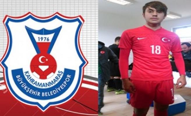 Büyükşehir'in Gururu Mehmet Kaan