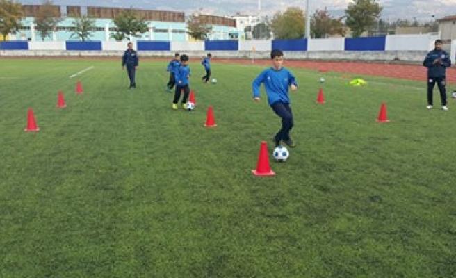 Büyükşehir'in Spor Kursları Devam Ediyor