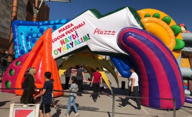 Çocukları Buluşturan Festival