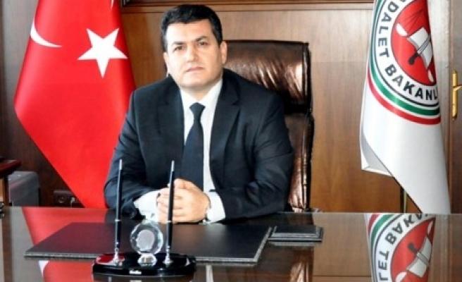 Cumhuriyet Başsavcısı Apaçık'tan Veda Mesajı