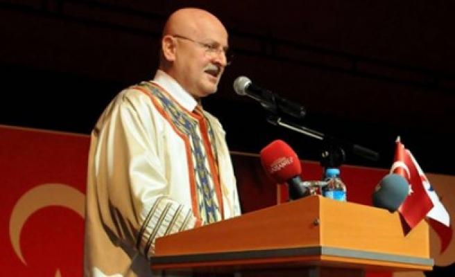 Deveci, Sanko Üniversitesi Akademik Yılı Açılışına Katıldı