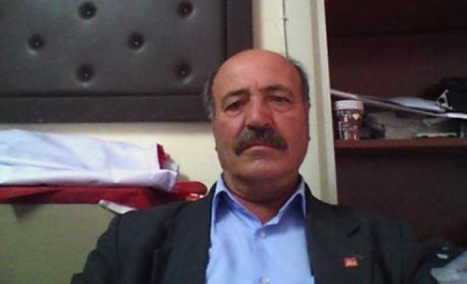 Dişcioğlu, CHP Ekinözü İlçe Başkanlığına Aday