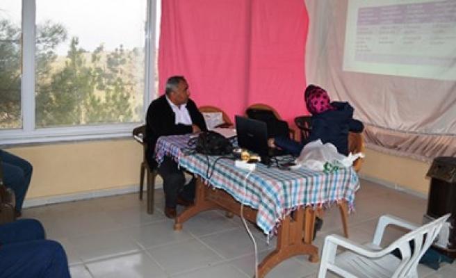 Dulkadiroğlu Domates Yetiştiriciliği Kursu Tamamlandı