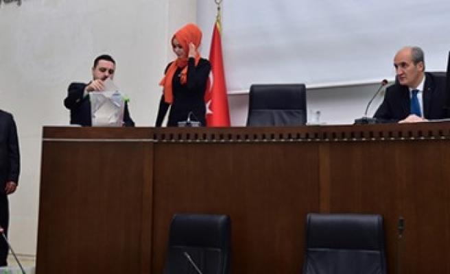 Dulkadiroğlu'nda 2017'nin İlk Meclis Toplantısı Yapıldı