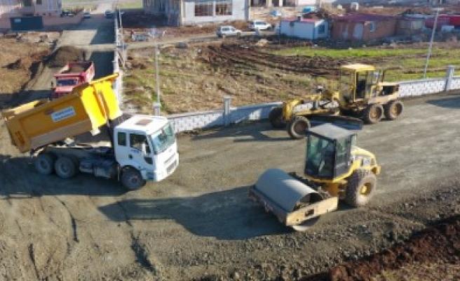 Dulkadiroğlu'ndan Hastane Bölgesine Yeni Yollar