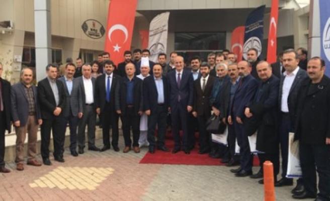Dulkadiroğlu'ndan İstişare ve Yerel Buluşmalar Toplantısı