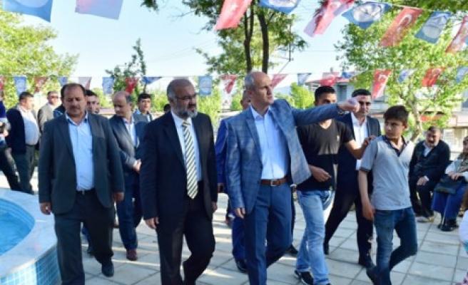 Dulkadiroğlu'ndan Türkiye'ye Örnek Bir Proje Daha