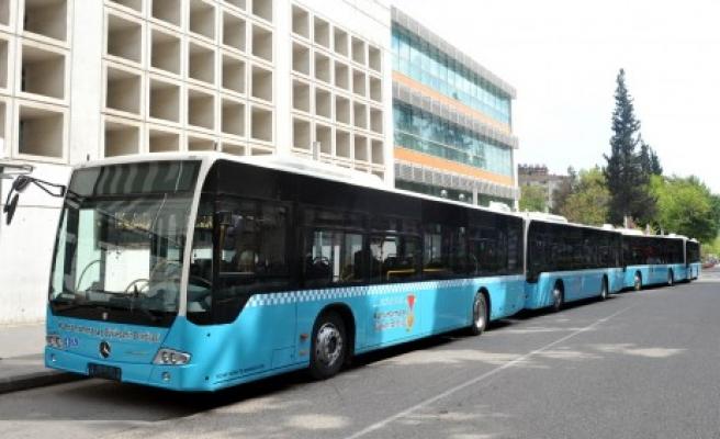Ekstrem Spor Merkezi'ne Otobüs Seferi