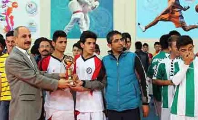 Elbistan Futsal'da Birincilerini Seçti