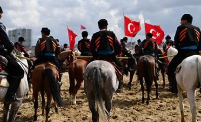 Etnospor Kültür Festivali'ne Onikişubat Damgası