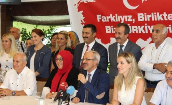 """""""Farklıyız, Birlikteyiz Biz Türkiye'yiz"""""""