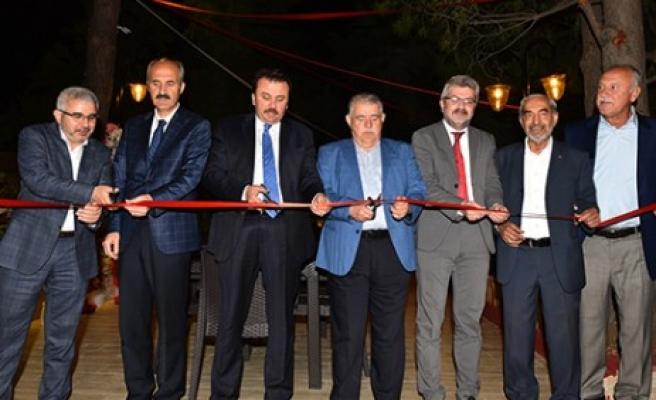 Garbi Cafe Restoran Kahramanmaraş'ın Hizmetine Açıldı