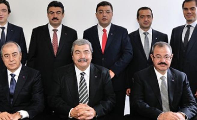 Gaziantep Vergi Rekortmenlerine Sanko Damgası