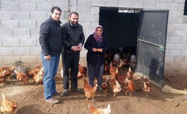 Genç Çiftçi Projeleri Amacına Ulaşıyor