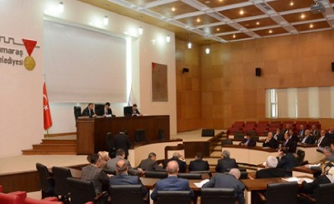 Genel Kurulda Başkan Erkoç ve KASKİ'ye Övgüler
