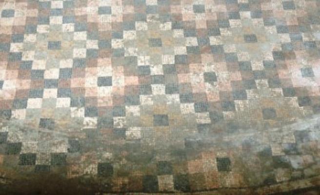 Germanicia Mozaikleri Kapılarını Dünya Turizmine Açıyor