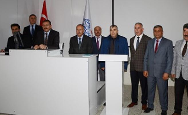 Göksun Belediyesinde TYP Kapsamında 40 Kişi İstihdam Ediliyor