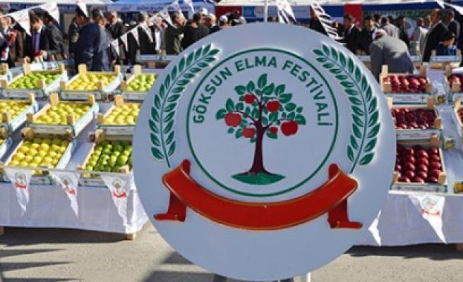 Göksun'da 4. Elma Festivali Yapıldı