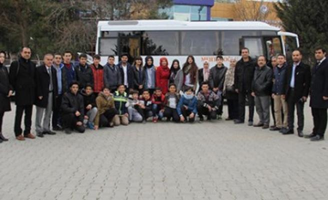 Havalı Tabanca Takımımızı Türkiye Kupasına Uğurladık