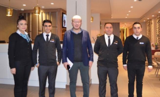 Hilton Kahramanmaraş'ta!