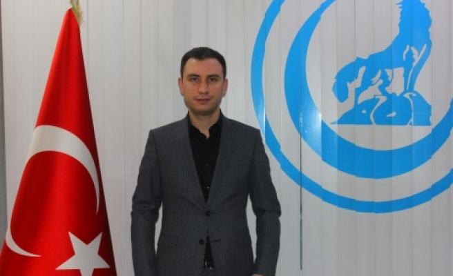 Hüseyin Kayış: 19 Mayıs Türk'ün İkinci Kez Ergenekon'dan Çıkışıdır