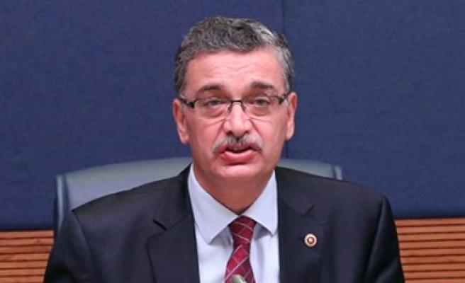 İçişleri Komisyonu Başkanı Güvenç İngiltere Ve Hollanda'ya Gidecek
