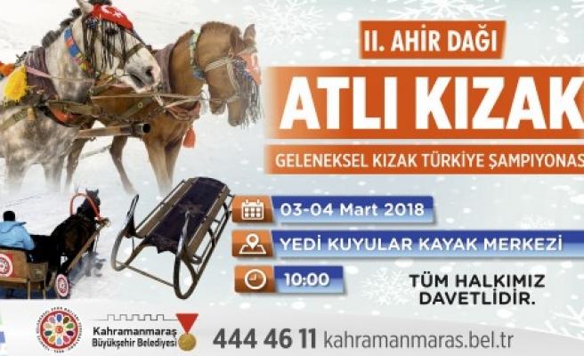 II. Ahirdağı Atlı  Kızak Yarışması