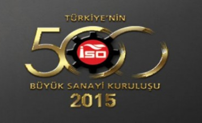 İSO İkinci 500'de Kahramanmaraş'tan 12 Firma Yer Aldı