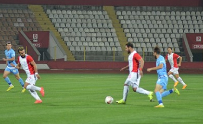 Kahramanmaraş BBS 0-1 Ofspor