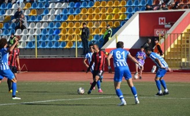 Kahramanmaraş BBS 1-0 Adliyespor